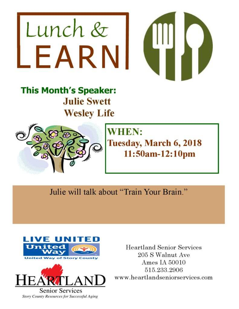 thumbnail of Lunch and Learn Mar 6