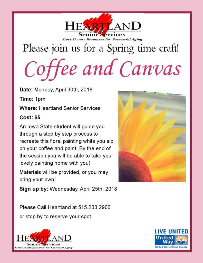 thumbnail of Coffee and Canvas Craft