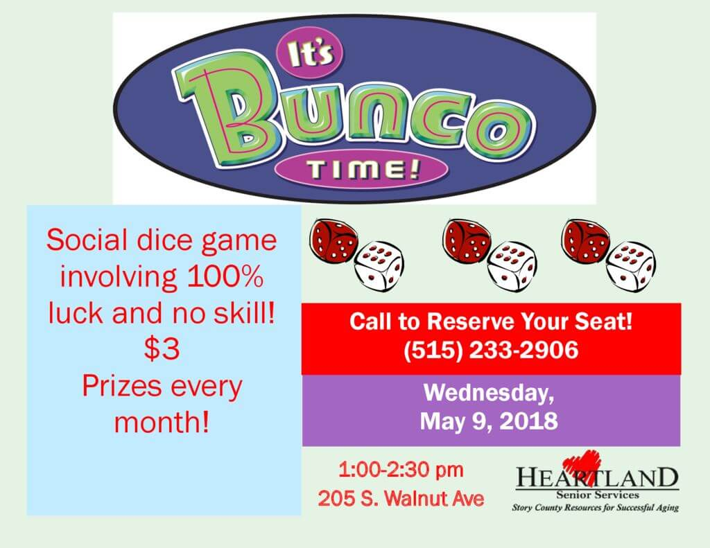 thumbnail of BUNCO