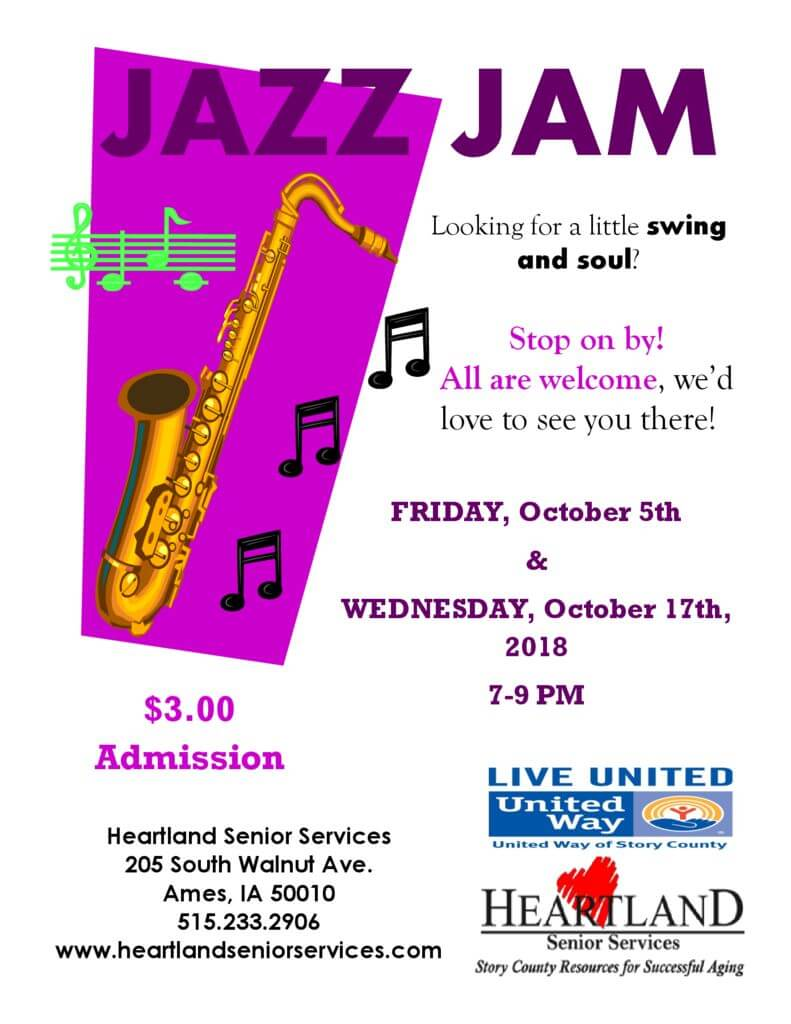 thumbnail of jazz jam october 2018