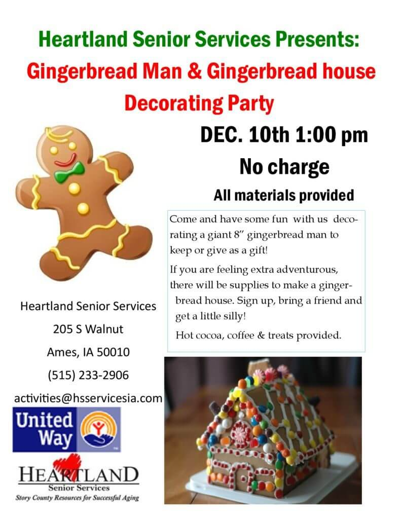 thumbnail of December gingerbread