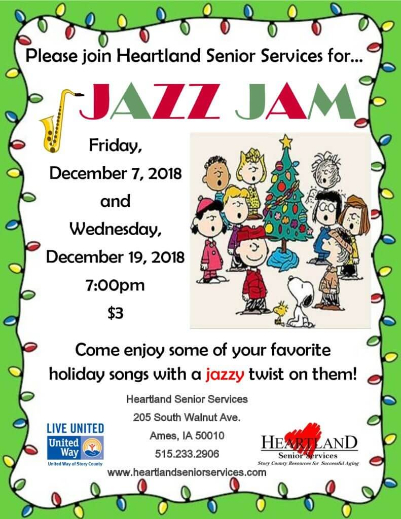 thumbnail of Jazz Jam Dec 2018