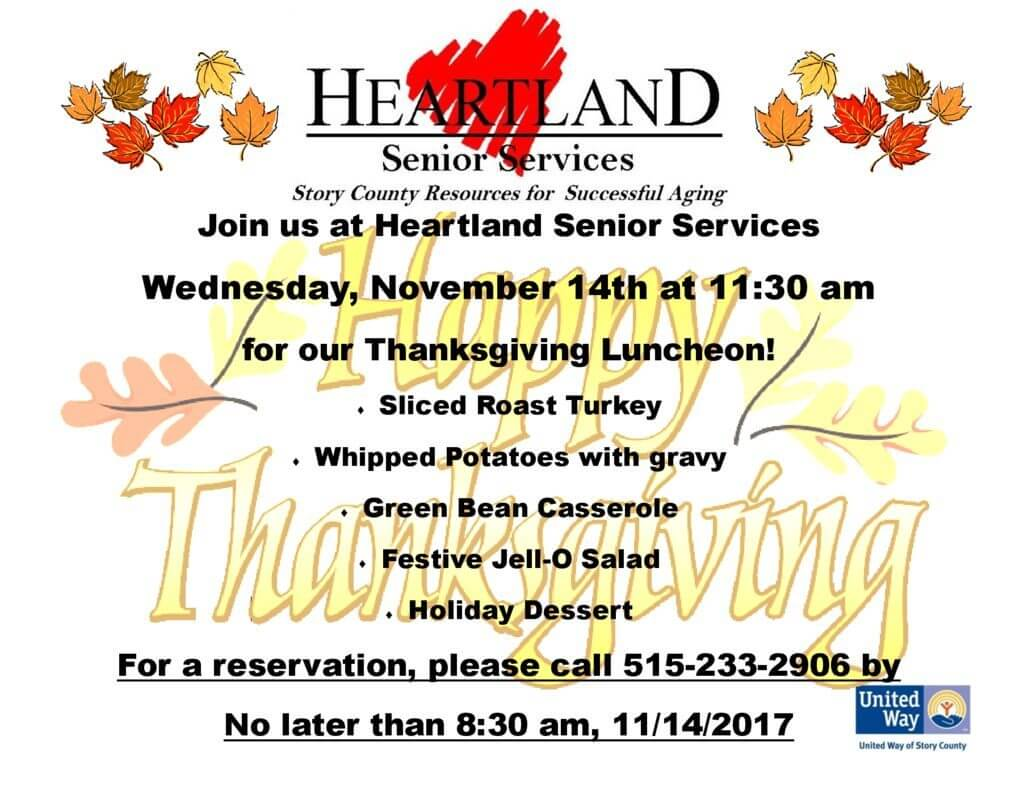 thumbnail of Thanksgiving Luncheon 2018 (1)