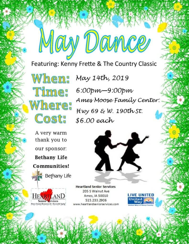 Dance | Heartland Senior Services